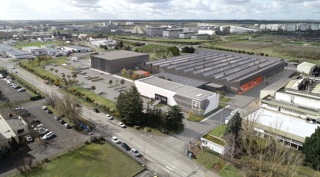 Forsee Power - Site de Poitiers