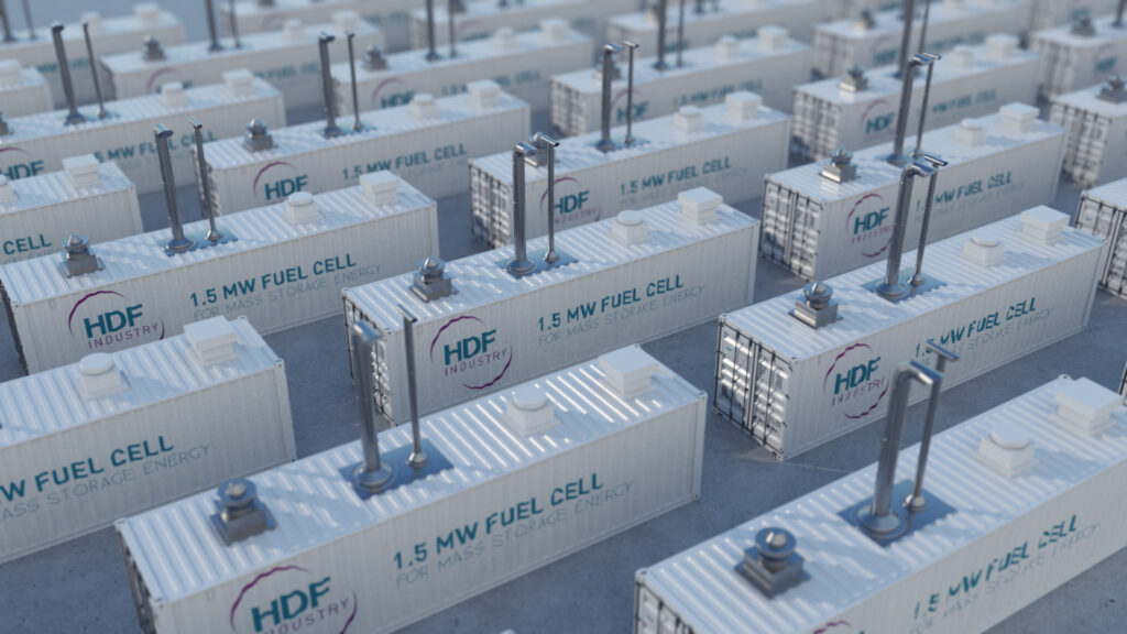 HDF - Containers